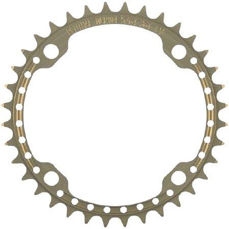 Coroa Renthal Bike SR4 BCD 104 Anodised - 41 Dentes