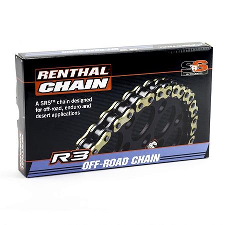 Corrente Renthal 520x120 R3-3 SRS O-Ring (Com Retentor) – Dourado