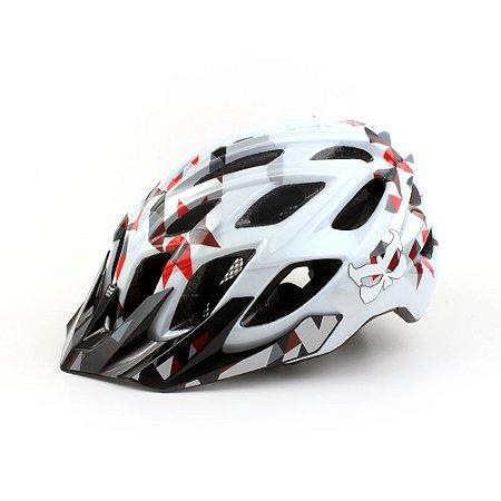 Capacete Bike Kali Chakra Plus Shred