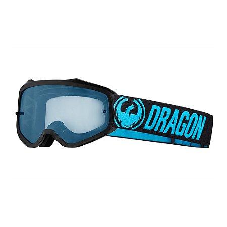 Óculos Dragon MXV Azul - Lente Lumalens Azul