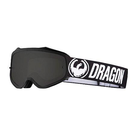 Óculos Dragon MXV Preto - Lumalens Jet