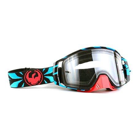 Óculos Dragon NFX2 Factor - Lente Transparente + Tear Off Pack + Lens Shield