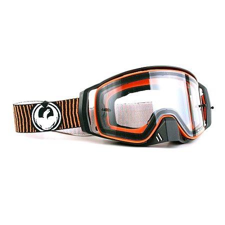 Óculos Dragon NFX2 Vibrate - Lente Transparente + Tear Off Pack + Lens Shield