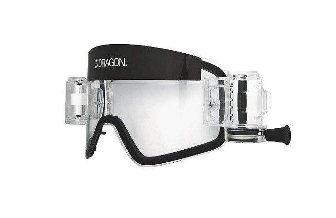 Kit Completo Roll Off Para Óculos Dragon Nfx - Reposição