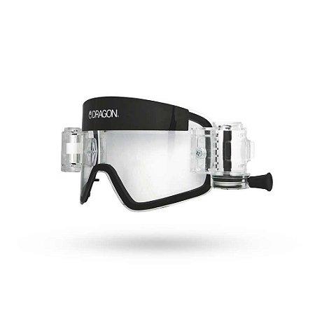 Kit Completo De Reposição Oculos Dragon NFX Roll-Off