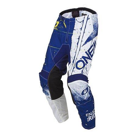Calça ONEAL Element Shred - Azul