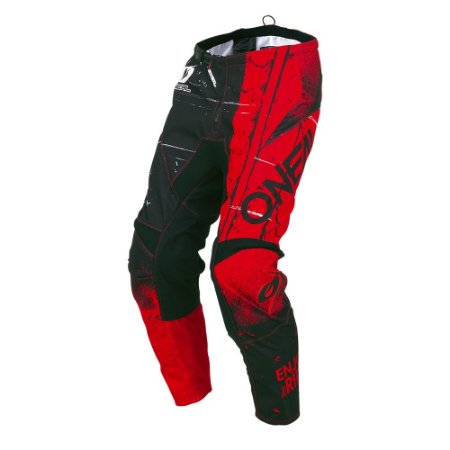 Calça ONEAL Element Shred - Vermelha