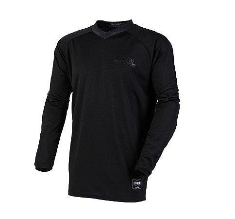 Camisa ONEAL Element Classic - Preta