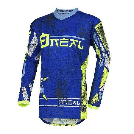 Camisa ONEAL Element Zen - Azul
