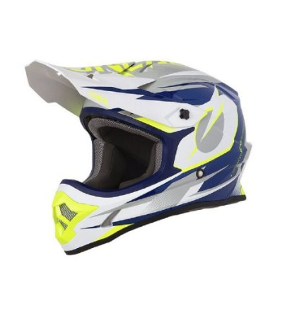 Capacete ONEAL 3Series Riff - Azul