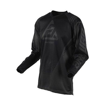 Camisa Answer Syncron Drift - Preta