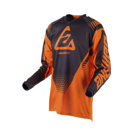 Camisa Answer Syncron Drift Flo - Laranja