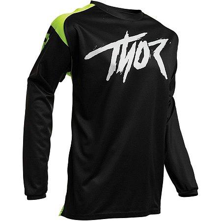 Camisa Thor Sector Link - Verde