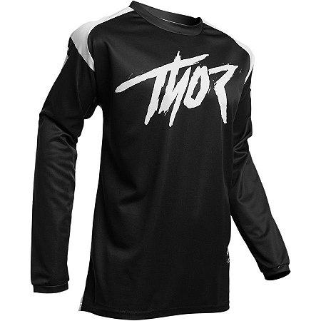Camisa Thor Sector Link - Preta