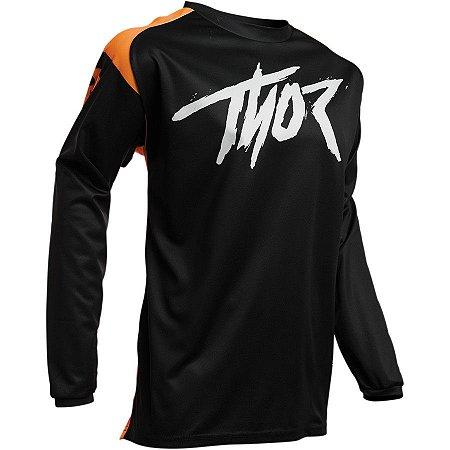 Camisa Thor Sector Link - Laranja