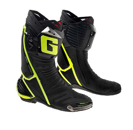Bota Gaerne Street GP1 - Amarela