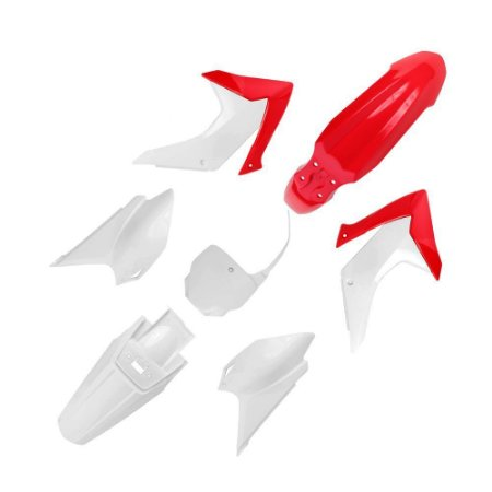 Kit Plástico UFO CRF 230 15/19 - Com Number Frontal - Original