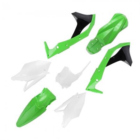 Kit Plástico Ufo KXF 450 18 - Original (Com Number Frontal)