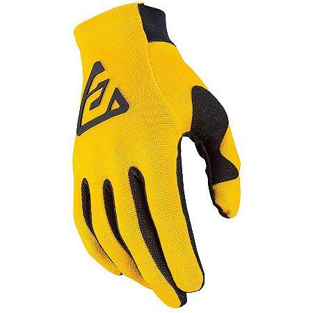 Luva Answer AR2 Bold - Amarela/Preta