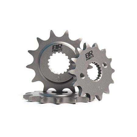 Pinhão BR Parts KXF 250 04/05 + RMZ 250 04/06 - 13 Dentes