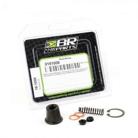Reparo de Freio Traseiro BR Parts YZF 250/450 08/18 + YZ 125/250 08/18 + KX 65 00/18+ KX 125/250 97/00