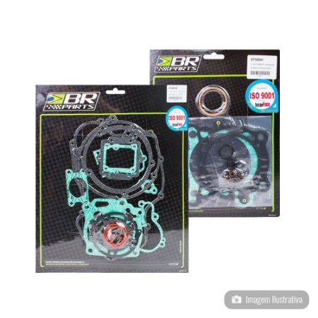 Juntas Kit Superior BR Parts KTM 300 EXC/XC/XC-W 17/20 + KTM 250 SX/EXC/XC/XC-W 17/21 + HUSQ TC 250 17/19 + TE 250/250i 17/19 + TE 300/300i 17/19