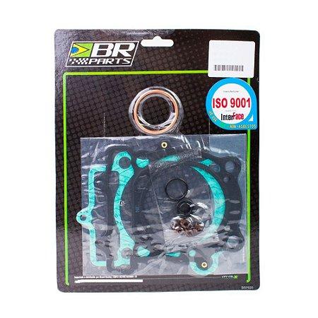 Juntas Kit Superior BR Parts DRZ 400E 00/07 + DRZ 400K 00/03 + DRZ 400S 00/15 + KAWASAKI KLX 400R 03