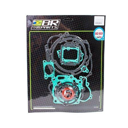 Juntas Kit Completo BR Parts KTM 350 SX-F/XC-F 13/15 + KTM 350 EXC-F/XC-FW 12/16 + HUSQ. FC 350 14/15 + FE 350 14/16 (C/ GUARNIÇAO)
