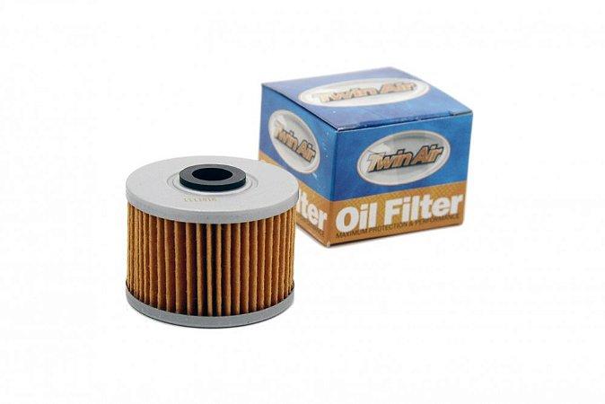Filtro De Óleo Twin Air KXF 250 04/20 + KXF 450 16/20 + RMZ 250 04/20 + RMZ 450 05/20 + BETA 250/300