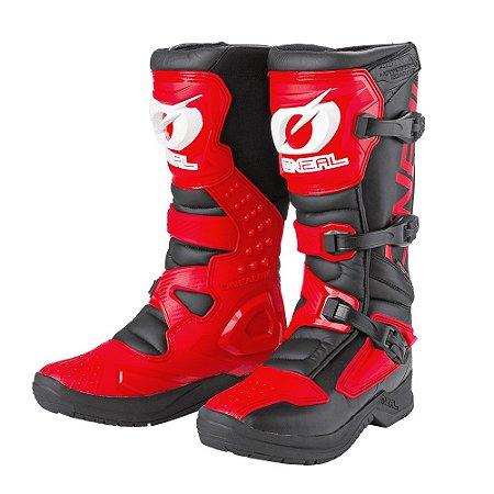 Bota ONEAL RSX - Vermelha