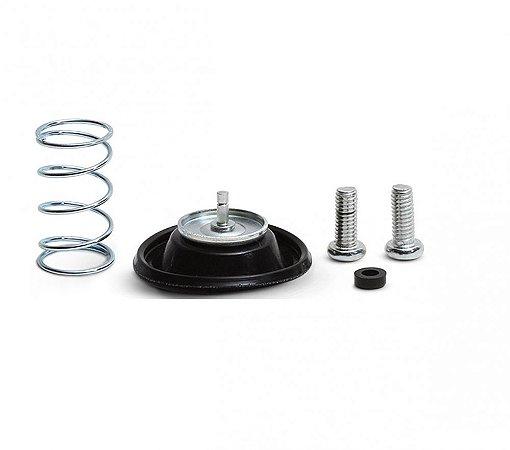 Válvula Diafragma de Ar do Carburador BR Parts CRF 230 03/19 + XR 250 86/04 + XR 400 96/04 + XR 600