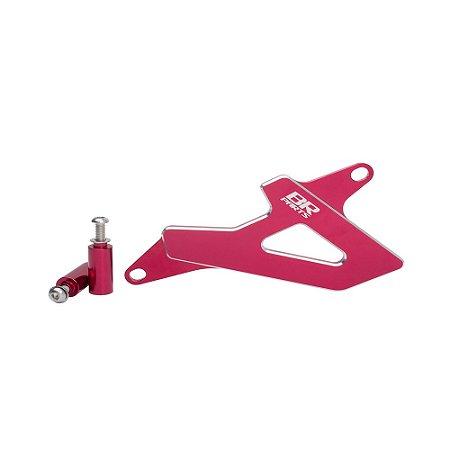 Protetor de Pinhão BR Parts CR/CRF 250/450 - Vermelho
