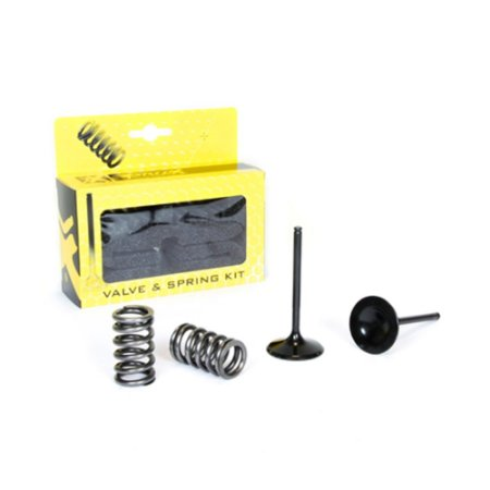 Válvula De Admissão e Molas ProX YZF 450 14/17 + YZFX 450 16/18 + WRF 450 16/18 (KIT 2 Peças)