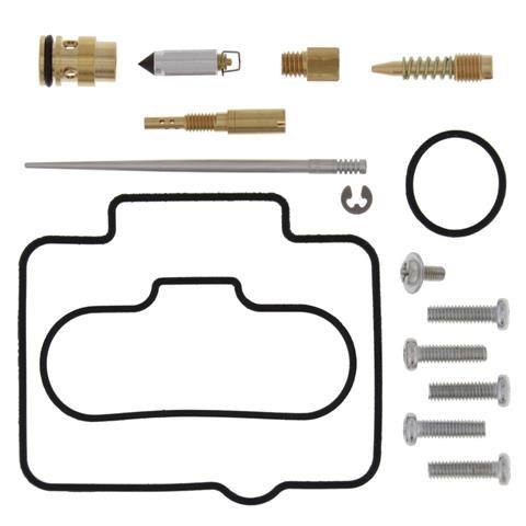 Reparo do Carburador BR Parts CR 250 02