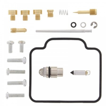 Reparo do Carburador BR Parts CR 250 04
