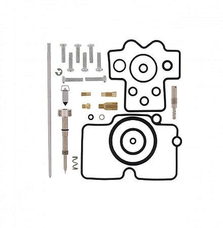 Reparo do Carburador BR Parts CRF 250 04