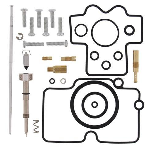 Reparo do Carburador BR Parts CRF 250 07