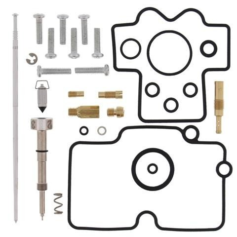 Reparo do Carburador BR Parts CRF 250 08