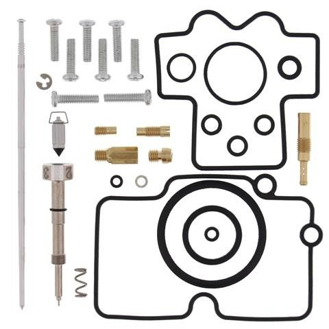 Reparo do Carburador BR Parts CRF 250 09