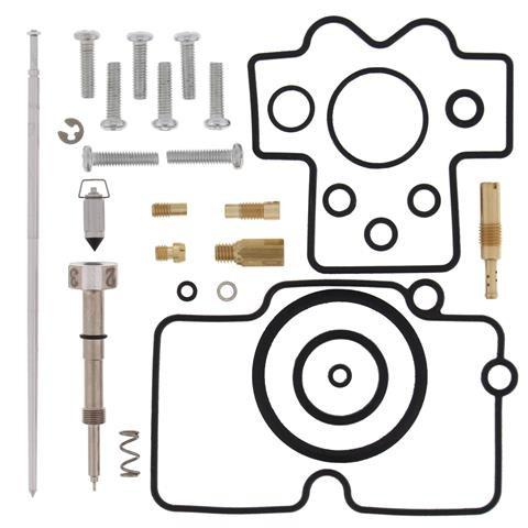 Reparo do Carburador BR Parts CRFX 250 07