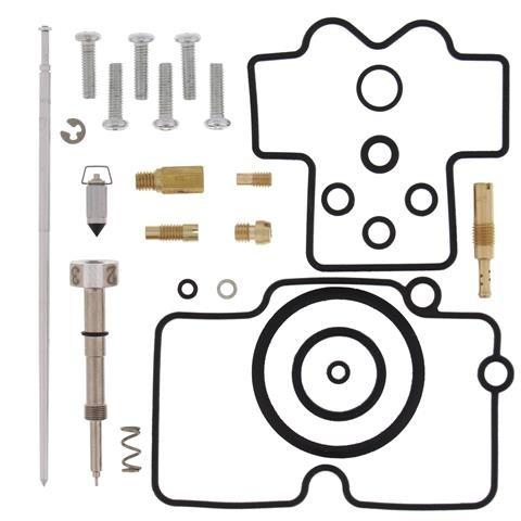 Reparo do Carburador BR Parts CRFX 450 07