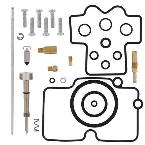 Reparo do Carburador BR Parts CRFX 450 08/17
