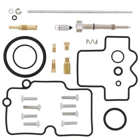 Reparo do Carburador BR Parts KLX 450 08/09