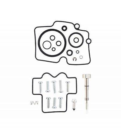 Reparo do Carburador BR Parts KTM 250 SX-F 05/10 + KTM 450 EXC/XC-W 07/11 + KTM 450 SX 06
