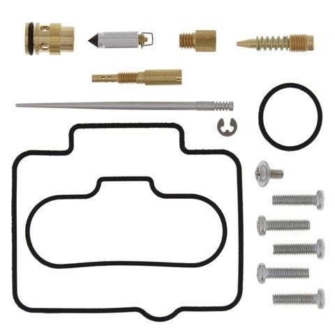 Reparo do Carburador BR Parts KX 125 01