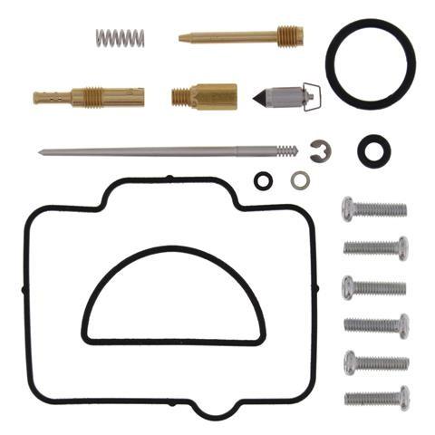 Reparo do Carburador BR Parts RM 125 98