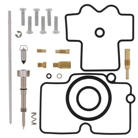 Reparo do Carburador BR Parts RMZ 250 07