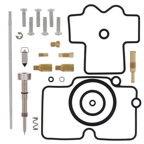 Reparo do Carburador BR Parts RMZ 450 05/06