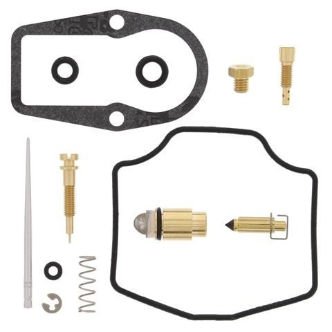 Reparo do Carburador BR Parts TTR 230 05/17