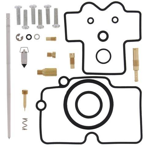 Reparo do Carburador BR Parts WRF 450 05/06